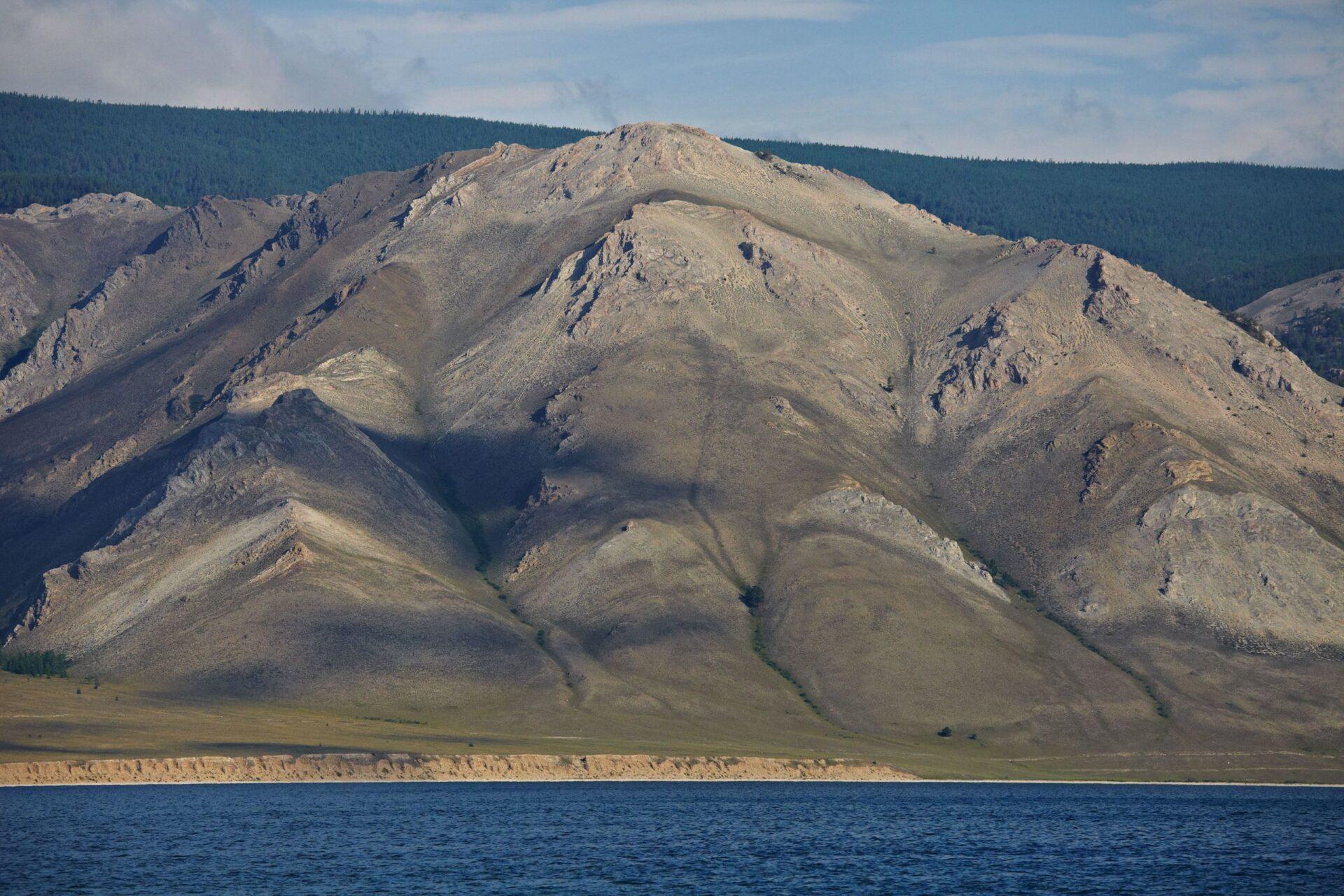 Байкал. Часть 5. Западное побережье отострова Ольхон доСеверобайкальска.