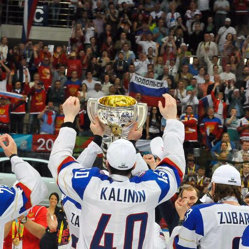 ЧМ по хоккею в Минске: золото сборной
