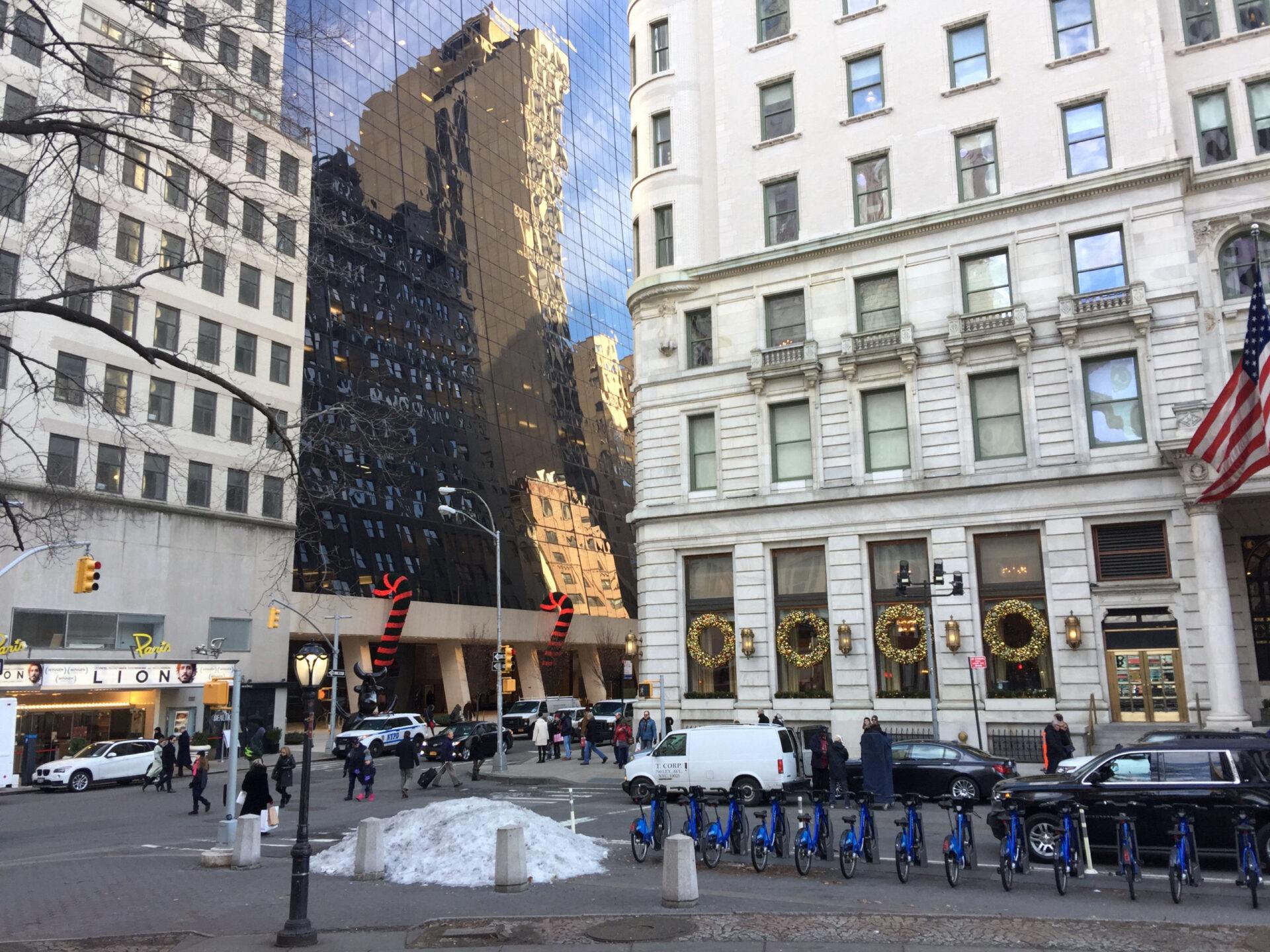 Рождественский New York
