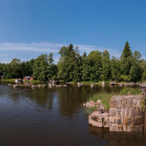 Финляндия в панорамах