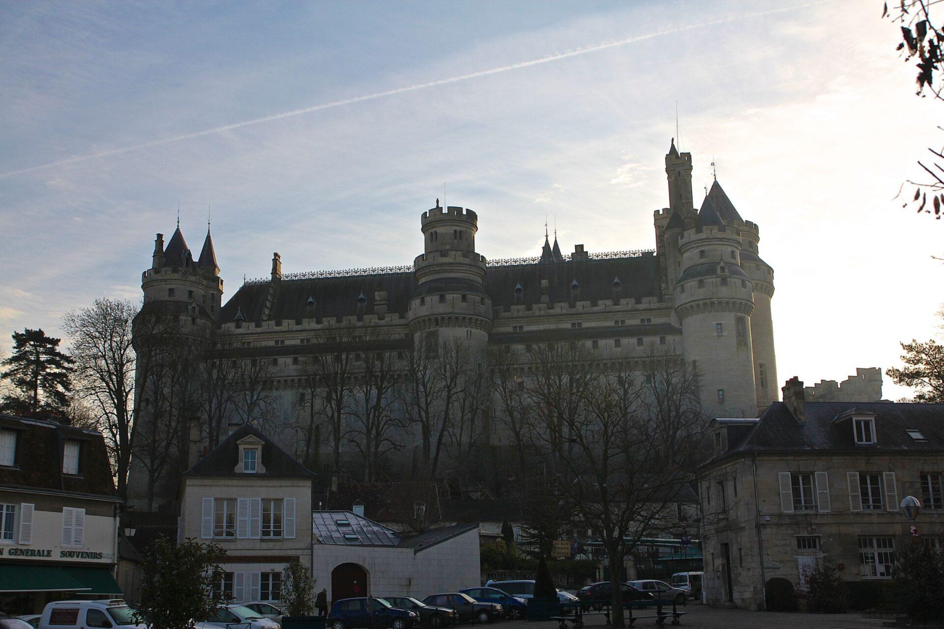 Подороге вШампань! Замок Пьерфон— «замок Портоса»