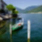Озеро Лугано.