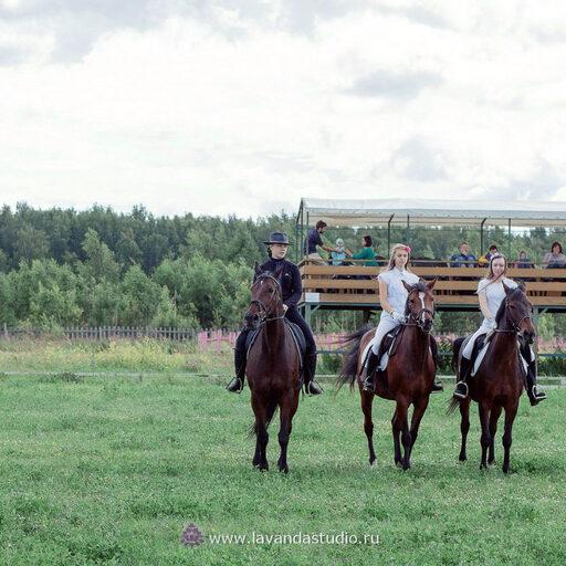О лошадях и детях