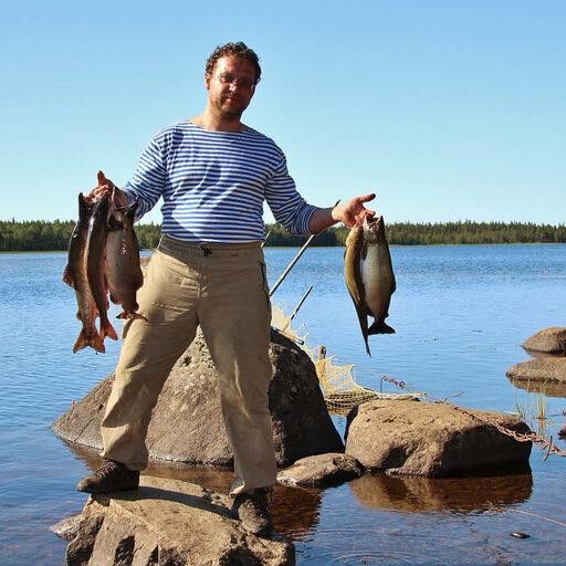 Вперед, к суровым северным красотам! (Часть 3) Карельская рыбалка
