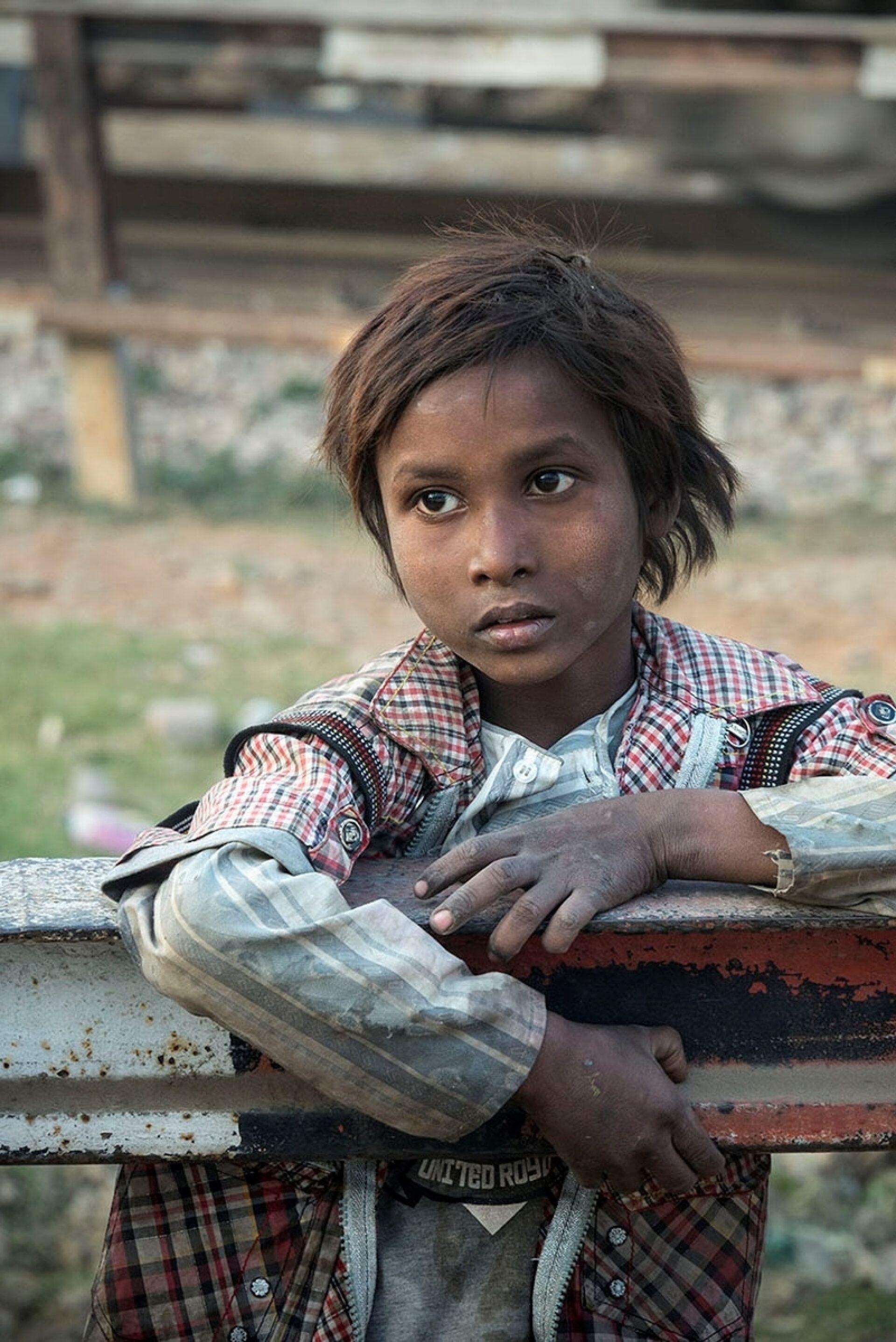 Индия. Дети.