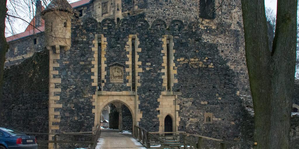 Гродзецкий замок