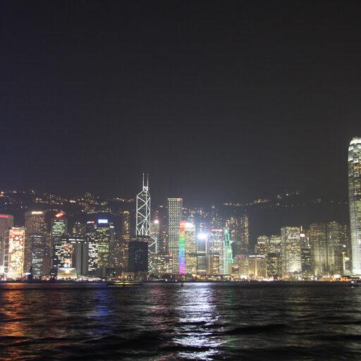 Пробегом по Гонконгу