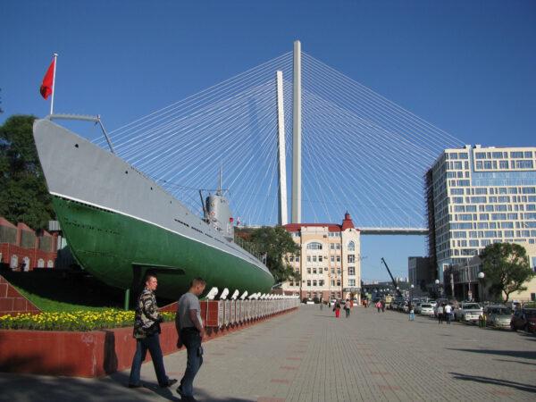 Командировка воВладивосток, сентябрь 2012 года. Часть 1: Владивосток