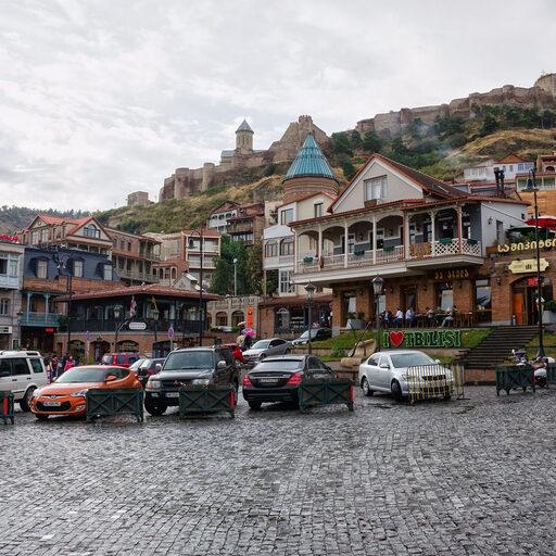 Грузия 2015. Часть 2. Знакомство с Тбилиси.