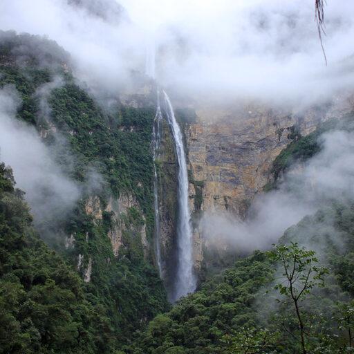 К водопаду Гокта