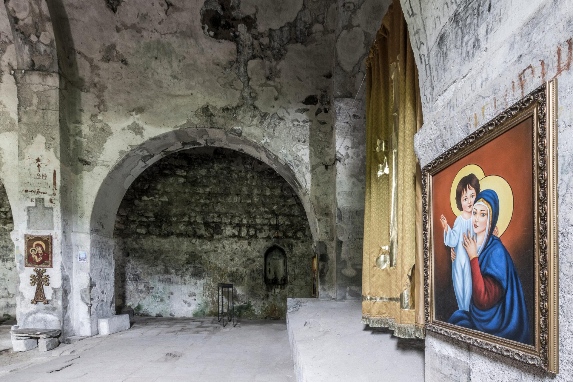 Армения, июнь 2017