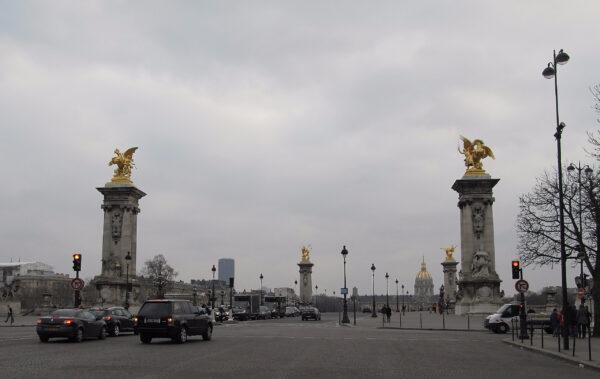 Париж 2013-холодная весна