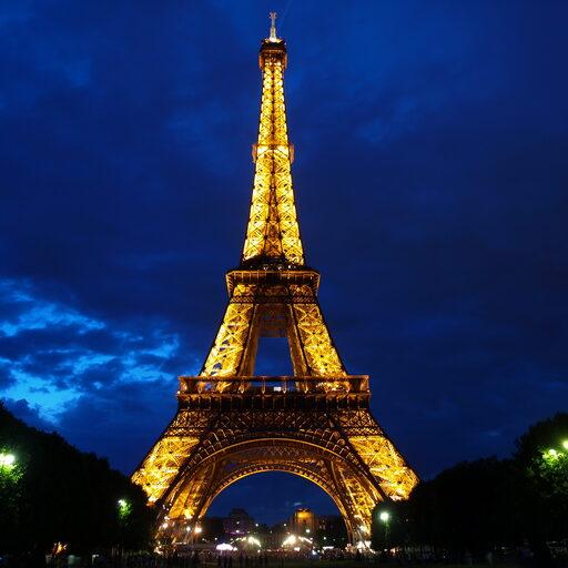Из Парижа в Прагу 2000 км на велосипеде. Ч.1 Париж.