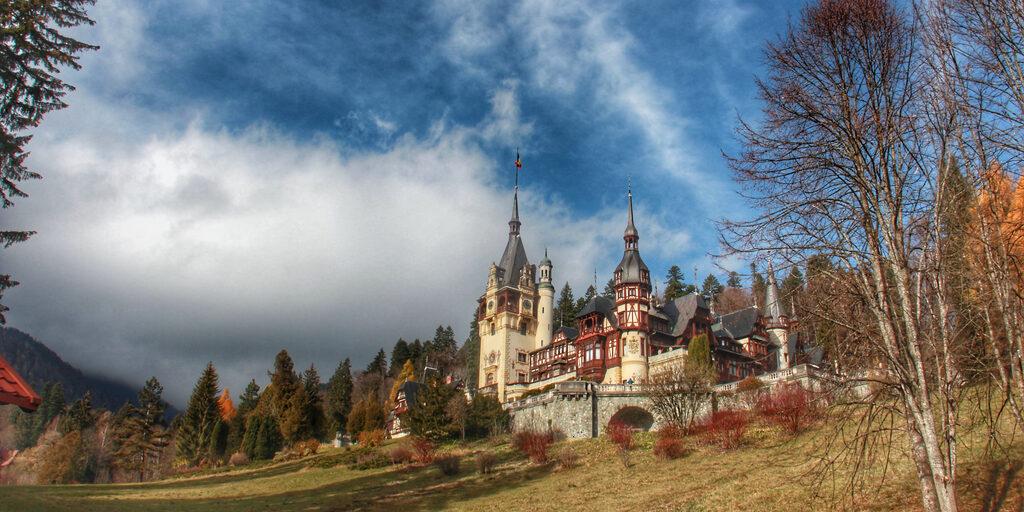 TRANSILVANIA: Бухарест — Брашов — Синая — Бран — Рышнов
