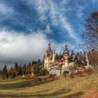TRANSILVANIA: Бухарест— Брашов— Синая— Бран— Рышнов