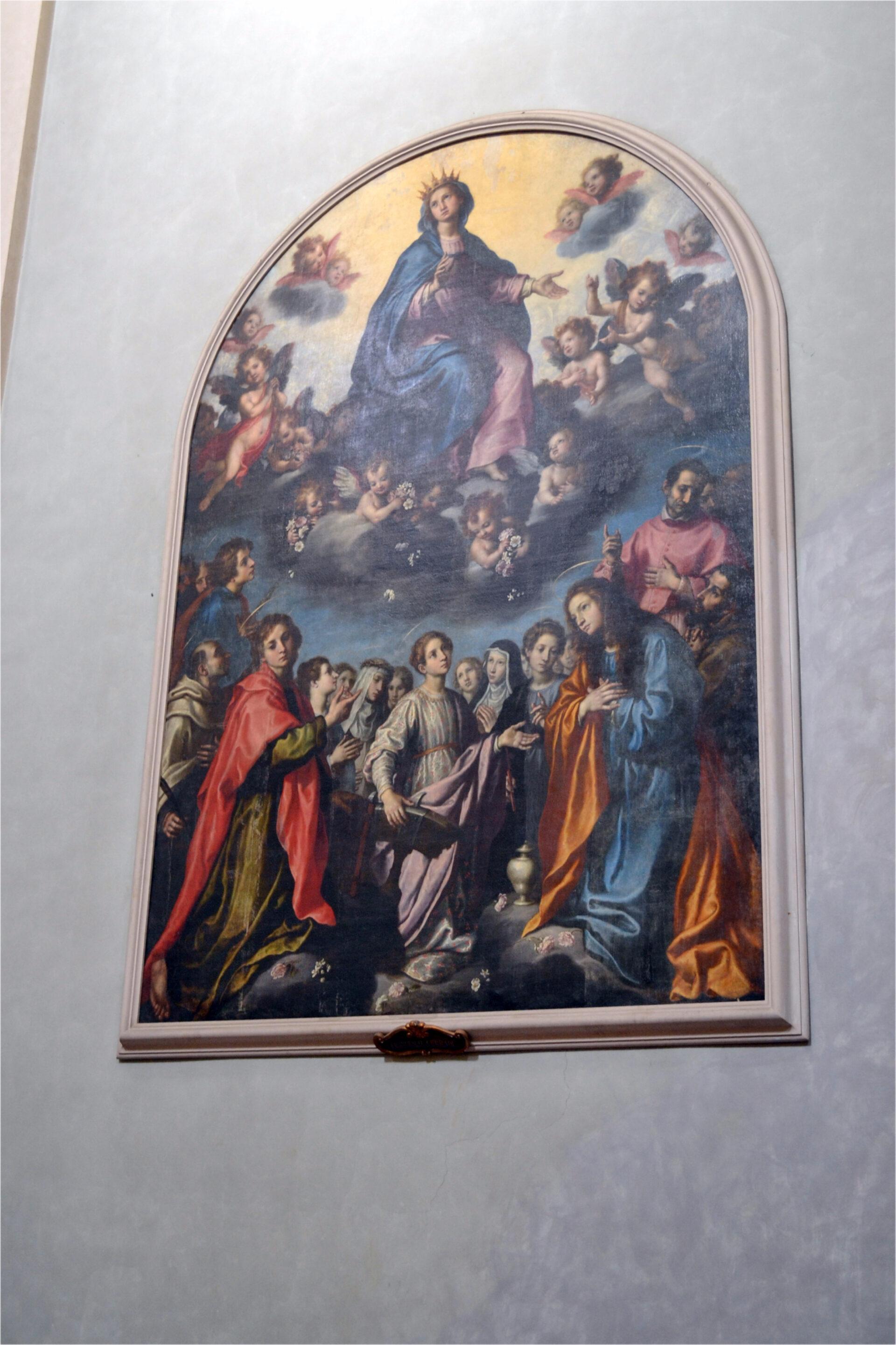Церковь имонастырь Санта Мария дель Кармине.