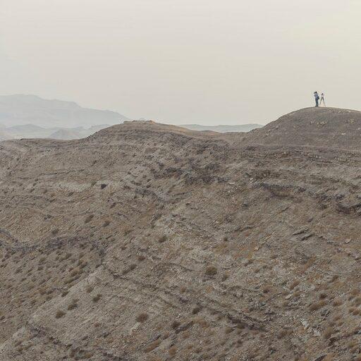 Иудейская пустыня. От рассвета до полудня.