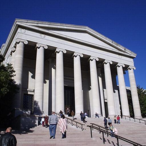 Национальная галерея искусства. Вашингтон, округ Колумбия