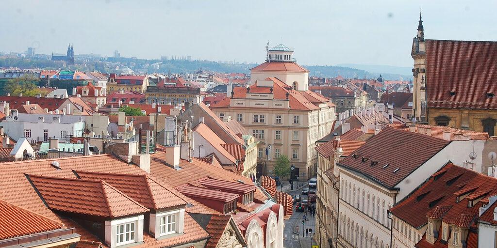 Прага: магазинчики и вывески