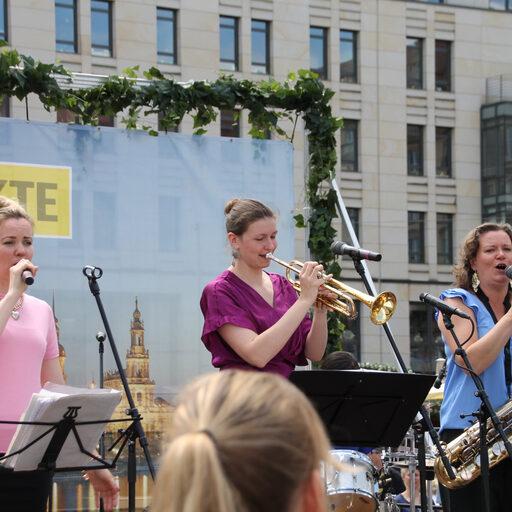 Дрезденский международный джазовый фестиваль