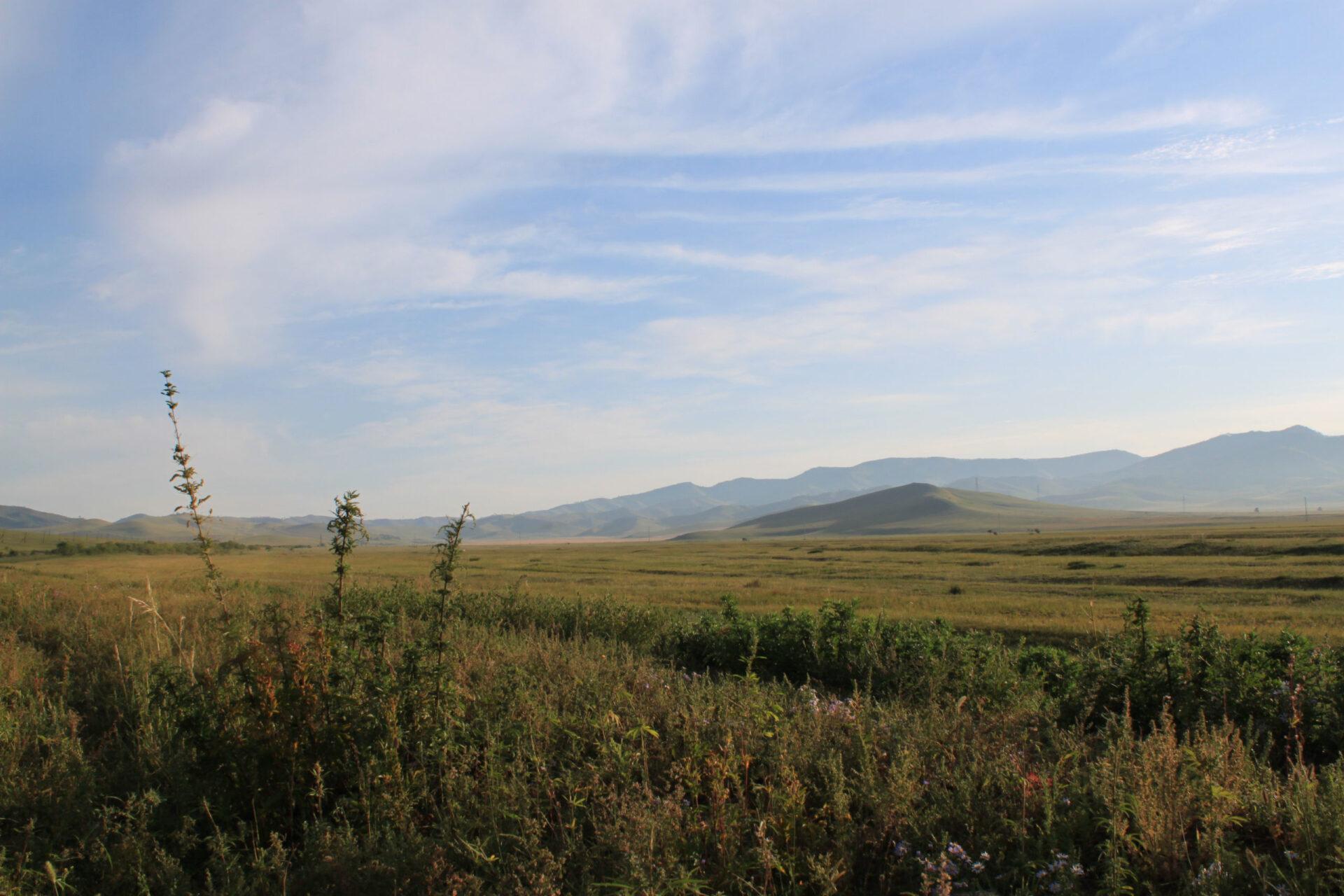 Монголия. ДоУлан-Батора светерком.