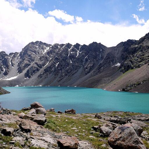 Небесные горы Тескей-Ала-Тоо