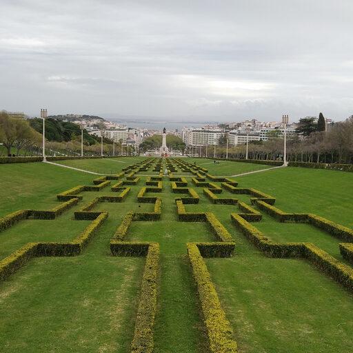 Португалия — путешествие на край земли. Часть 1 — Лиссабон