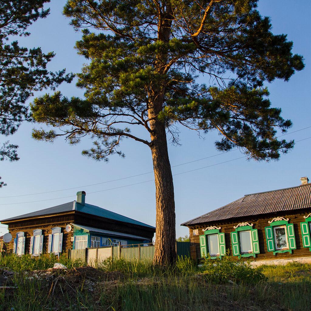 Восточно-сибирские закаты
