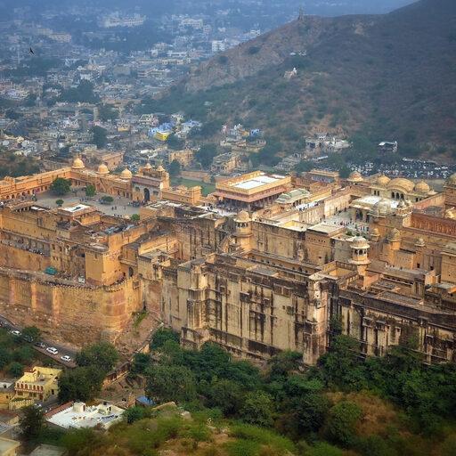 Форт Джайгарх и Дворцы Джайпура