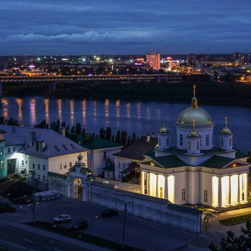 Нижний Новгород. Прогулка часть 1.