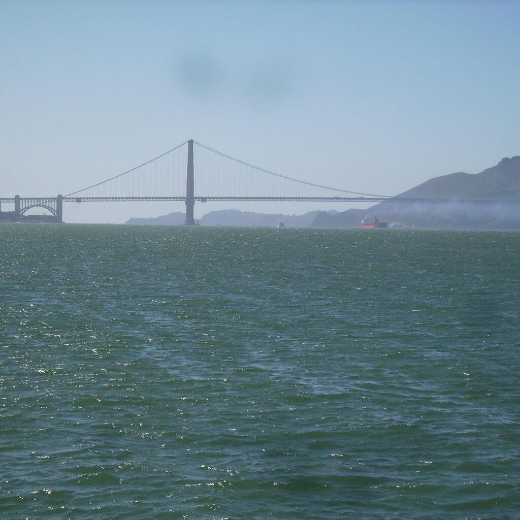 Фриско-Сан-Франциско. Город из окна автомобиля