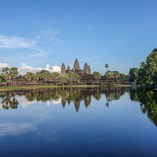 Храмовый комплекс Ангкор (Angkor)
