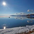 Славное море— священный Байкал. ©