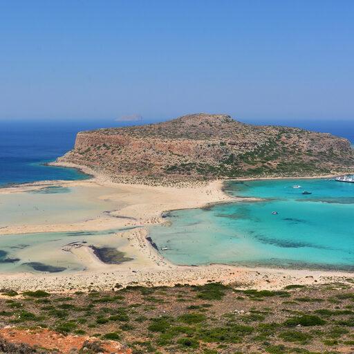 Крит — бухта Балос. Искупнёмся?:)