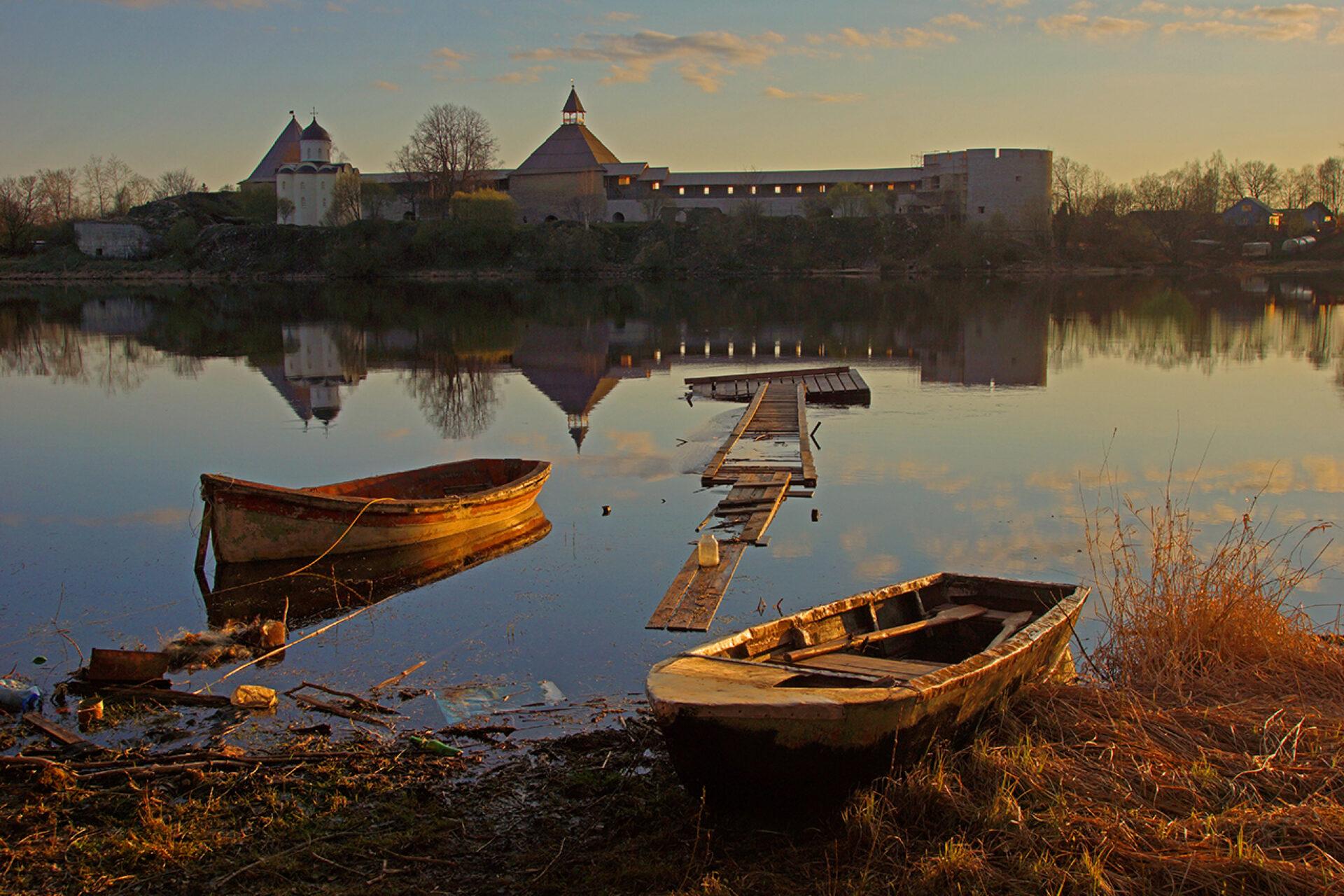 Старая Ладога— древняя столица Северной Руси