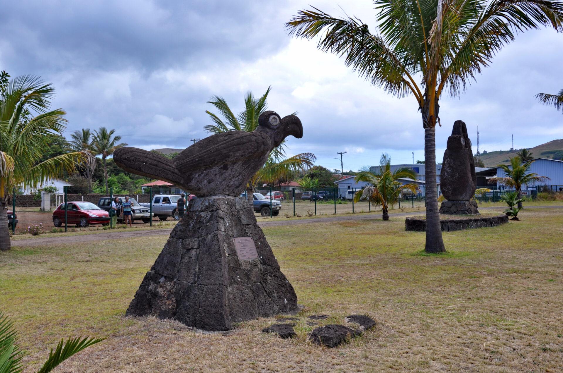 Загадочный остров Пасхи