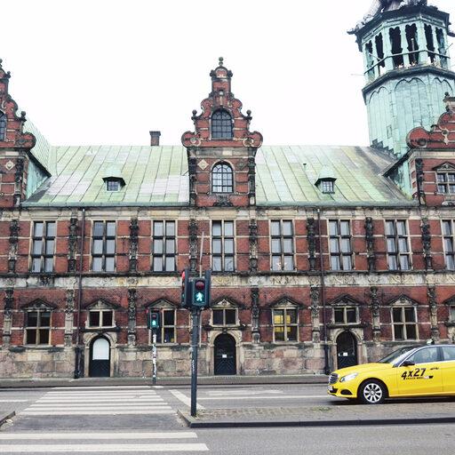 Немного о Копенгагене: туманная гавань торговцев