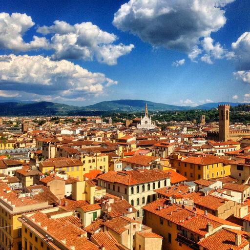 ITALY. 1 часть. Рим-Флоренция-Римини. Сан-Марино
