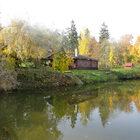 Золотая осень вдоме отдыха «Воскресенское»