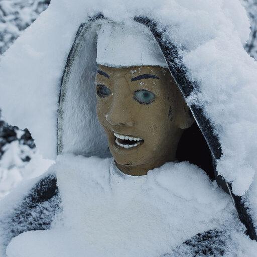 Снежная история Мистического леса и древнего замка Святого Олафа в Саволинна