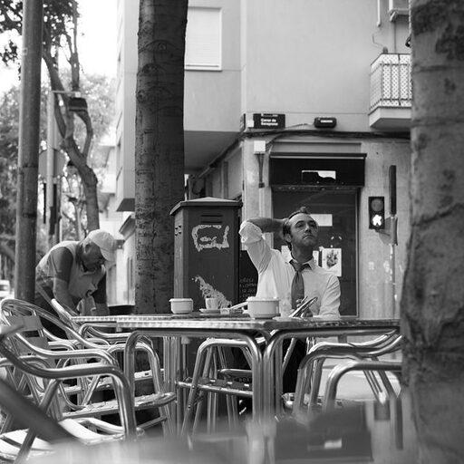 Полдня в Барселоне