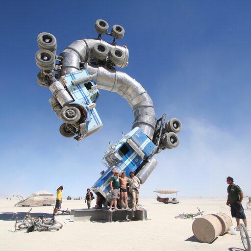 Предыстория поездки на Burning Man