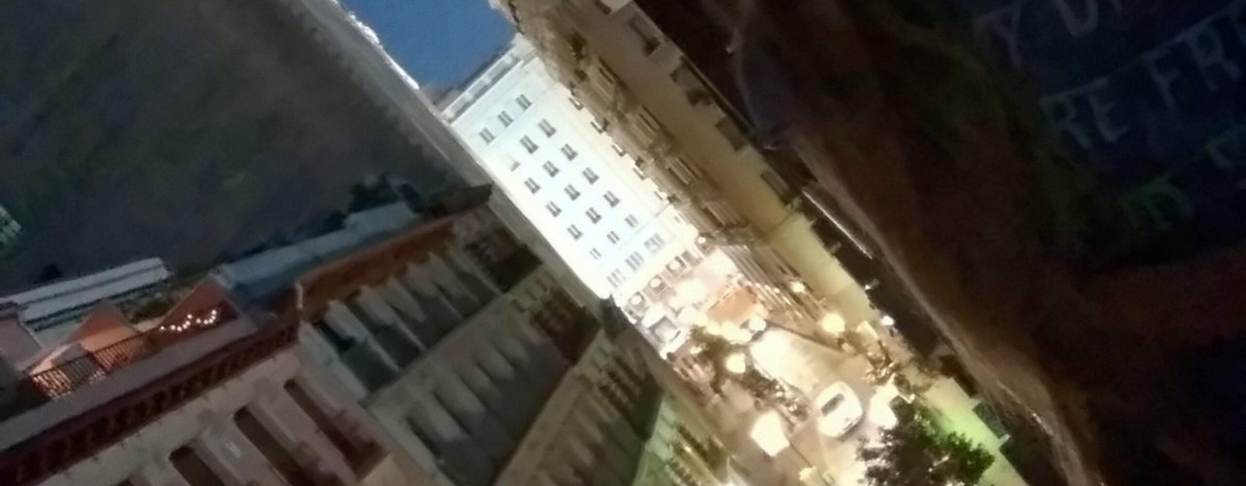 Испанские приключения. Мадрид.