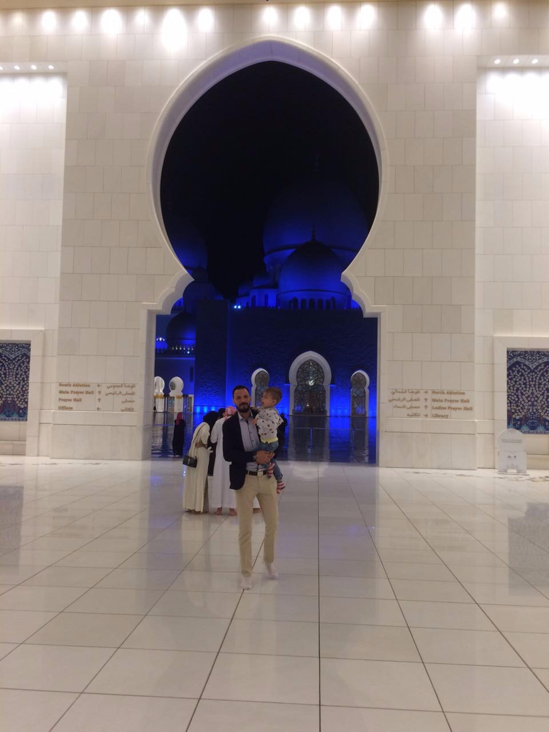 Предновогодний Дубай…