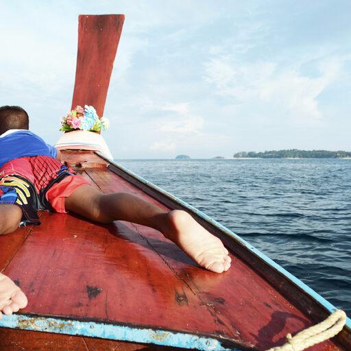 Немного о затерянном архипелаге: острова Таиланда. Часть 2