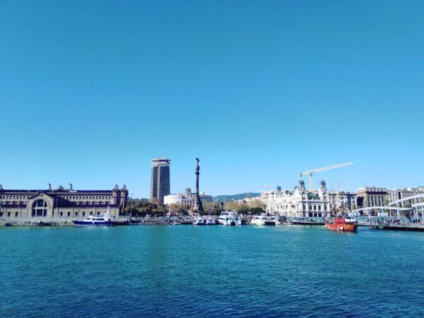 Барселона— порт двух морей