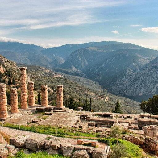 Эллада 2016. part 1. Афины, Дельфы.