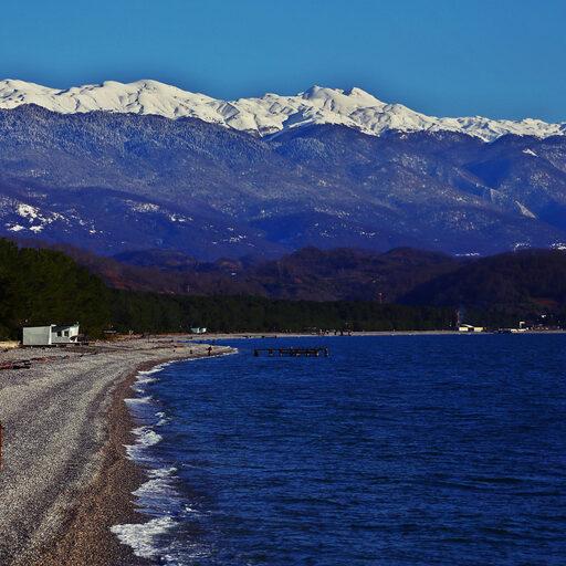 Солнечная Абхазия