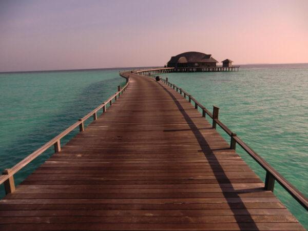 Мальдивы, Iru Fushi, Февраль 2011