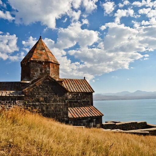 По дороге в Ереван